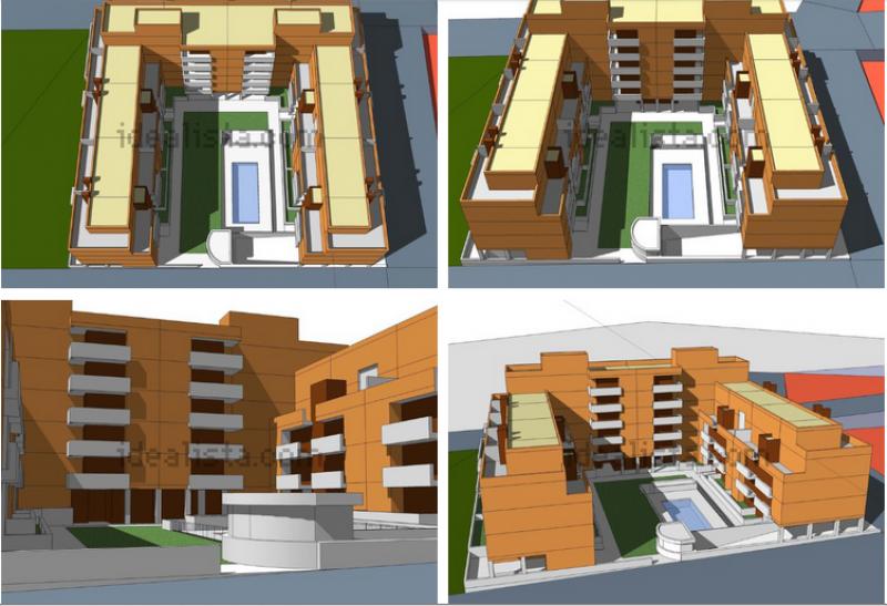 Oportunidad ltimas viviendas de obra nueva en valdebebas for Ciudad jardin valdebebas